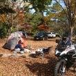 近場でキャンプ