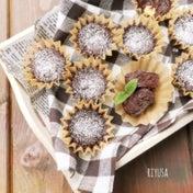 生クリ&卵なし❤️生チョコみたいな濃厚プチショコラ