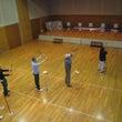 新しい練習場