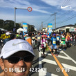 これでも福岡マラソン…