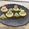 出張レッスン♡ Xmas 可愛いアイシングクッキー ♡の画像