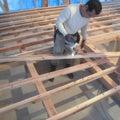大工工事 1階床根太(ねだ) 注文住宅 住み心地のいい家