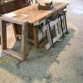 吉野杉ダイニングテーブル製作