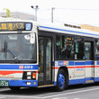 臨港バス最古参車両1…
