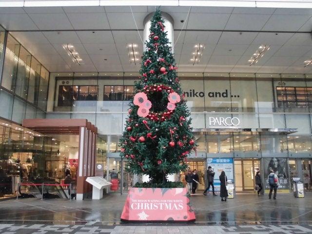 16クリスマスツリー