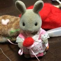 グレーウサギさんのチ…