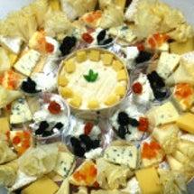 チーズプラトーの季節…