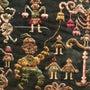 ミャオ族の刺繍
