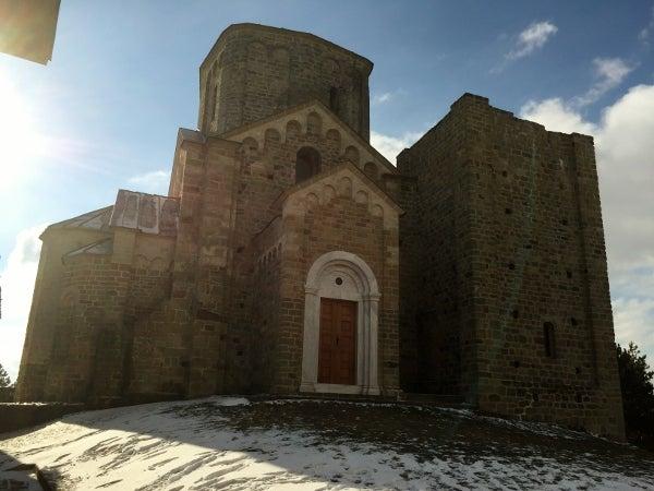 ジュルジェヴィ・ストゥポヴィ修道院