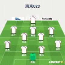 【U23】都リーグ最…