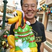 プルートのクリスマスポップコーンバケット