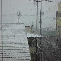 ほほほほ~!吹雪でご…