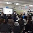 奈良市の小学校で講演…