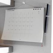 理想のカレンダーと、ワンアクションの小ワザ。