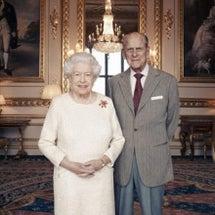 エリザベス女王ご夫妻…