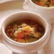 野菜スープで身体の中…