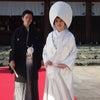 #結婚式和装 / かつら・綿帽子の撮影からの画像