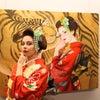 ユリコタイガーちゃんが和装で登場  田村吉康絵画展 コピックワークショップの画像