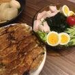 おうち餃子♡