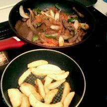 タマラスタイル夜ご飯