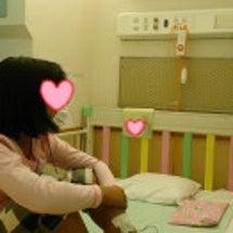 リンゴ姫の入院はつら…