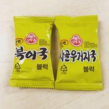 韓国のインスタントス…