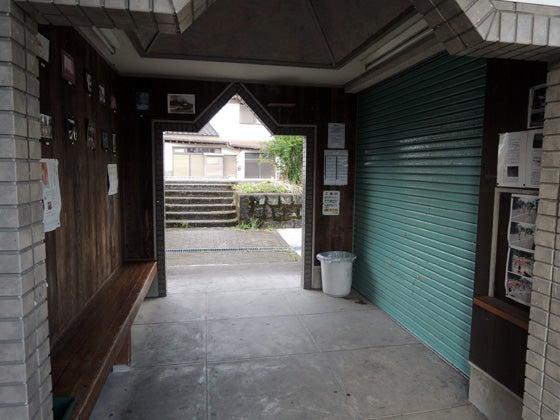 久大本線・豊後三芳駅