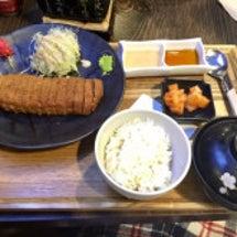 牛カツ〜♡♡♡