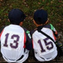少年野球その1