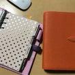 手帳と目標