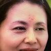 くぼみ目は老け顔のもとの画像