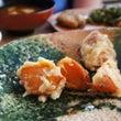柿の天ぷら おいしい…