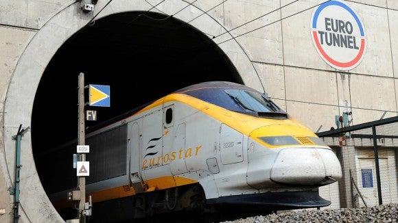 トンネル ユーロ