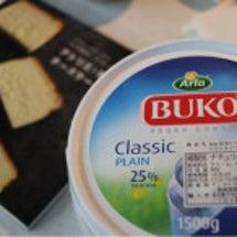 驚きのクリームチーズ…