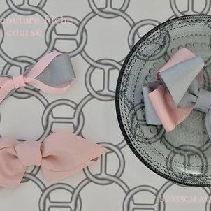 Ribbon couture Riche 生徒様作品の画像