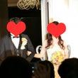 親友の結婚式~披露宴…