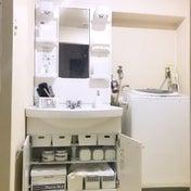 【収納】ダイソー ✴︎洗面台 収納  ✴︎ビフォーアフター ▷▷