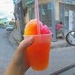 ジャマイカのかき氷?…