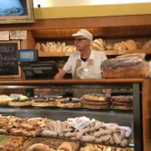 イタリアのパン屋さん