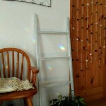 お部屋に虹を♪