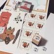 オリジナル切手と出店…