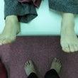 足底の痛み、インソー…