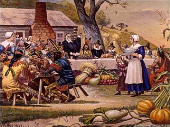 今日は感謝祭 | 夢老い人の呟き