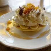 私のビジュアルNo. 1パンケーキ iriya plus cafe