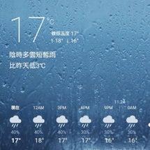 冬に入った台湾の気候…