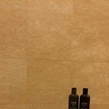 自宅風呂で、絞る(汗…