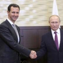 シリア・ロシア・イラ…