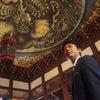 講演の合間、京都でお寺を訪ねました。の画像