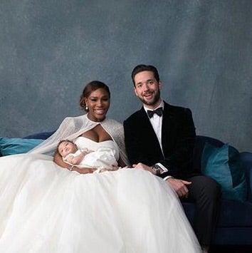 「セリーナウィリアムズ 結婚」の画像検索結果