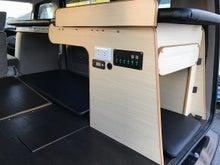 軽キャンパー ドリームミニ 二段ベッド 装備